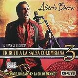 Tributo a La Salsa Colombiana 3 CD+DVD