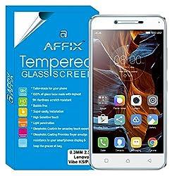 Affix AFLVK5TG Tempered Glass for Lenovo Vibe K5 / Lenovo Vibe K5 Plus (5.0