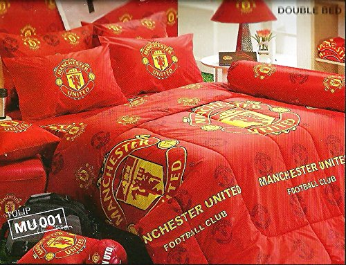 manchester-united-football-club-official-licensed-bed-fitted-sheet-set-twin-mu001-3-pieces-1-bed-fit