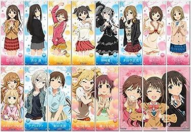 アイドルマスター シンデレラガールズ キャラポスコレクション BOX商品 1BOX=8個箱入り 1個箱ポスター2枚入 全16種類