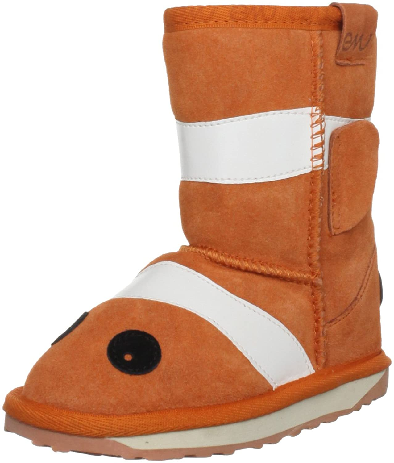 Emu Little Creatures Clown Fish K10593 Mädchen Stiefel bestellen