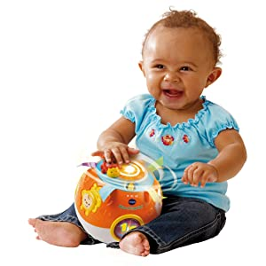 VTech Move and Crawl Baby Ball