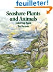 Seashore Plants and Animals Coloring...