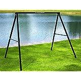 Flexible Flyer Lawn Swing Frame (Swing Not Included)