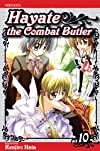 Hayate the Combat Butler, Volume 10