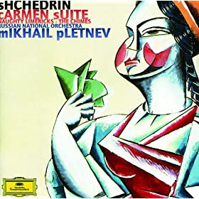 Shchedrin: Carmen Suite after Bizet's Opera - 6. Scene