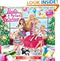 A Perfect Christmas Pictureback (Barbie) (Pictureback(R))