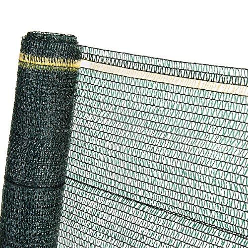 5m-40-Schattiernetz-in-1m-x-5m-Sonnenschutznetz-Sichtschutznetz-Gewchshaus-Schattierungsgewebe