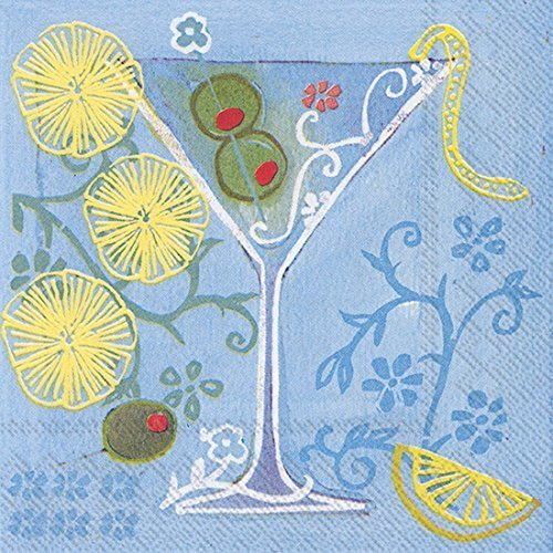 ideal-home-range-20-count-3-ply-paper-fruit-cocktail-napkins-martini-by-ideal-home-range