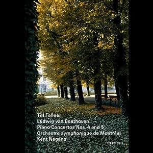 Beethoven: Piano Concertos Nos. 4 and 5