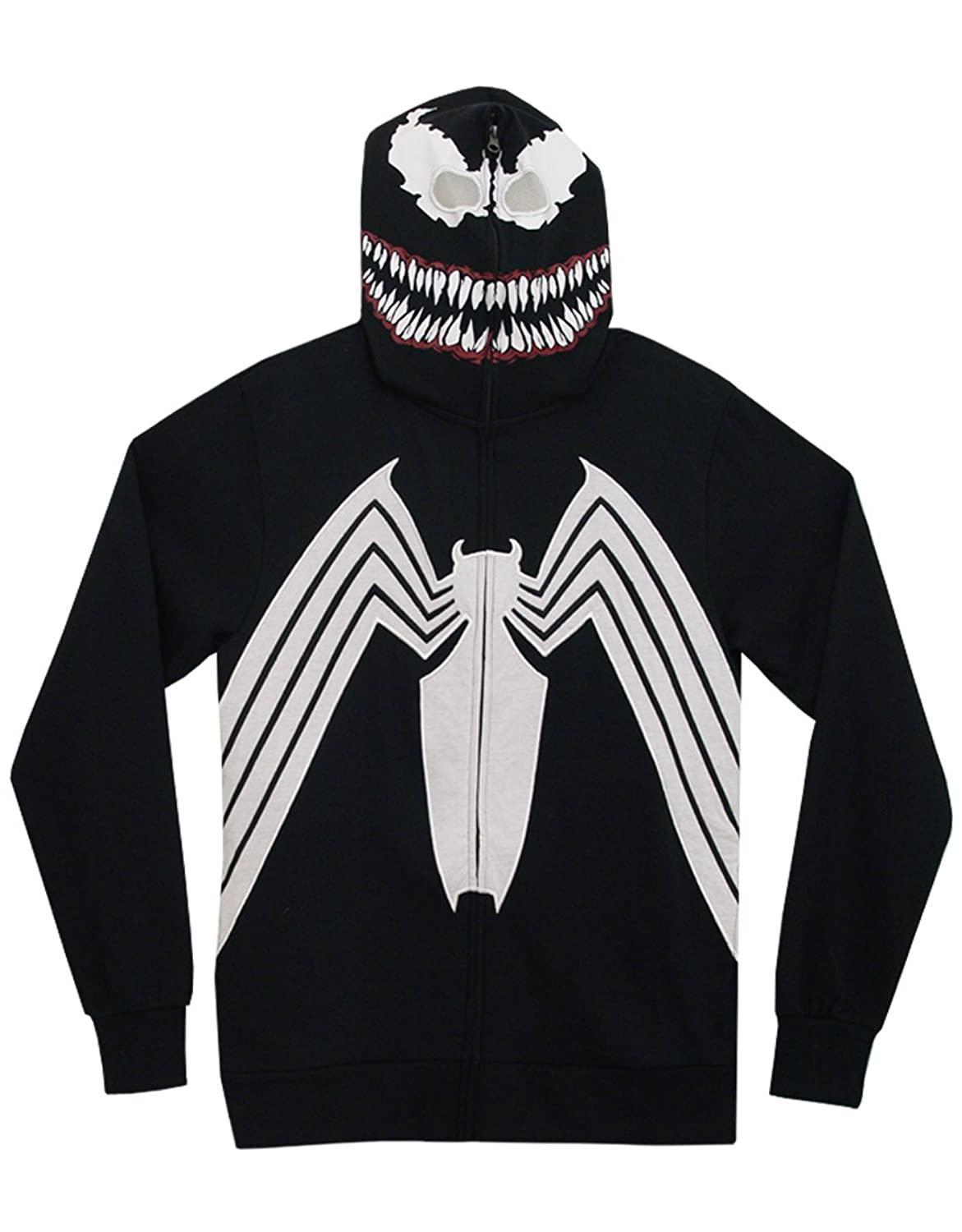 Amazon.com: Spiderman Men's Black Spiderman Hoodie: Clothing