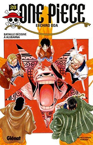 One Piece tome 20 : Bataille décisive à Alubarna