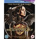 The Hunger Games: Mockingjay Part 1 [Blu-ray + UV Copy]