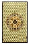 Sunshine Joy® Indian Mandala Tapestry – 60×90 Inches – Hippie Dorm Decor – Beach Sheet – Hanging…