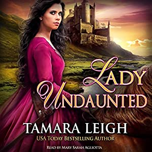 Lady Undaunted Audiobook