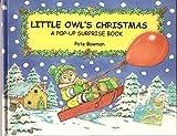 Little Owl's Christmas: A Pop-up Surprise Book