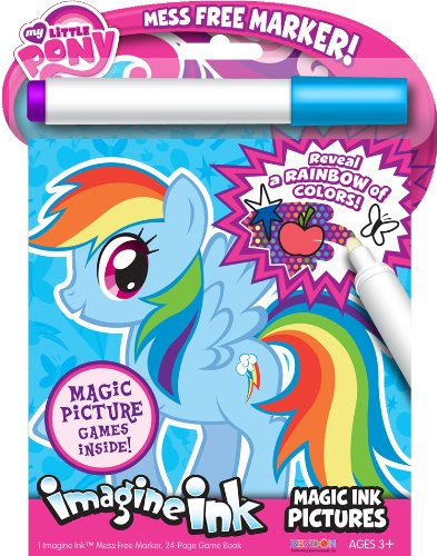 Bendon My Little Pony Imagine Ink Book