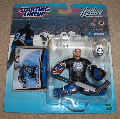 1999 Olaf Kolzig NHL Starting Lineup Figure