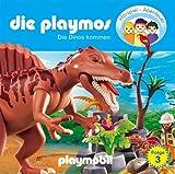 Die Playmos 03 - Die Dinos kommen: FOLGE 3 - Simon X. Rost