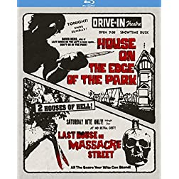 House on the Edge of the Park / Last House on Massacre Street (aka The Bride) - Drive-In Double Feature [Blu-ray]