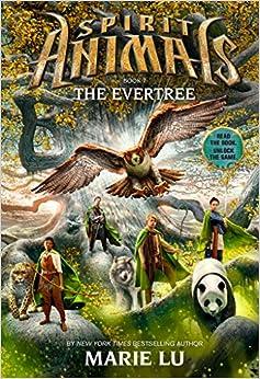 Spirit Animals Book 7: The Evertree - Audio: Marie Lu