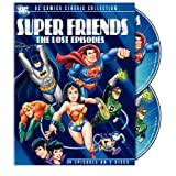 Super Friends: The Lost Episodes ~ Warner Home Video