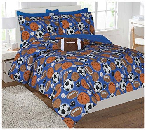 Boys Sports Comforter