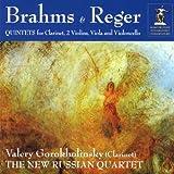 Brahms & Reger Clarinet Quintets