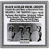 Black Secular Vocal Groups Vol. 1: The Twenties (1923-1929)