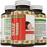 Natural Sleeping Pills for Women & Men - Extra Strength Aid...