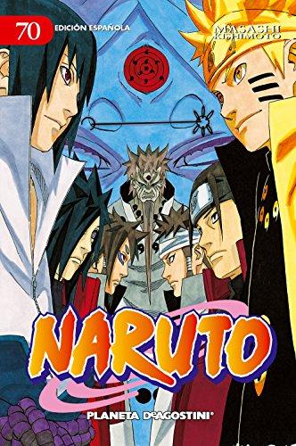 Naruto- Número 70 (Manga)