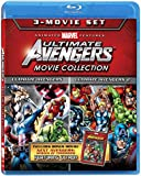 Ultimate Avengers: 3 Movie Collection [Blu-ray]