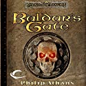 Baldur's Gate Audiobook by Philip Athans Narrated by Fleet Cooper