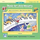 Music for Little Mozarts 2-CD Sets for Lesson and Discovery Books