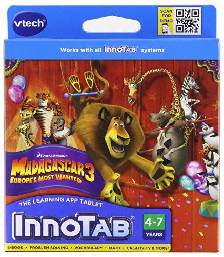 VTech InnoTab Software - Madagascar 3 - 1