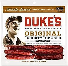 Dukes Original Shorty Smoked Sausage Sticks 5 Ounce - 8 per case