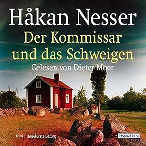 Der Kommissar und das Schweigen (Kommissar Van Veeteren 5) Hörbuch