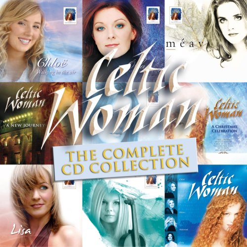 Celtic Woman - Celtic Woman Complete Collection (CD) - Zortam Music