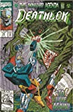 img - for Deathlok #14: The Biohazard Agenda Part 3 August 1992 book / textbook / text book