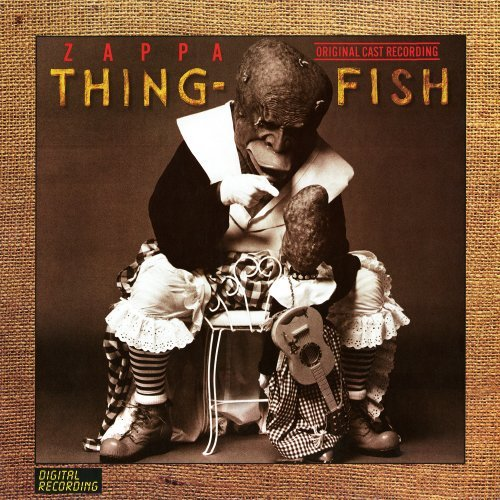 Frank Zappa - Thing-fish (Disc I) - Zortam Music
