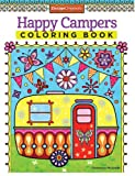 Happy Campers Coloring Book (Coloring Is Fun) (Design Originals)