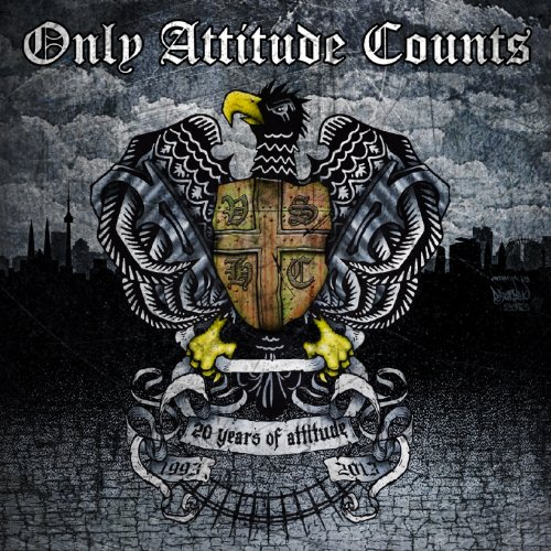Only Attitude Counts-20 Years Of Attitude-2CD-FLAC-2013-CATARACT Download
