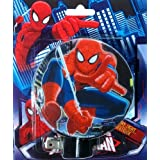 Marvel Marvel Ultimate Spider-Man Night Light With Spare Bulb [2012] (Blue)