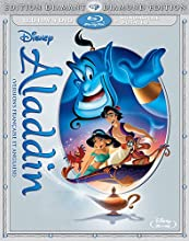 Aladdin [Diamond Edition Blu-ray + DVD + Digital HD] (Version française)