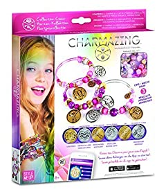 Wooky Entertainment Charmazing Color Me Up! Charm Bracelet Kit Love Collection by Wooky Entertainment