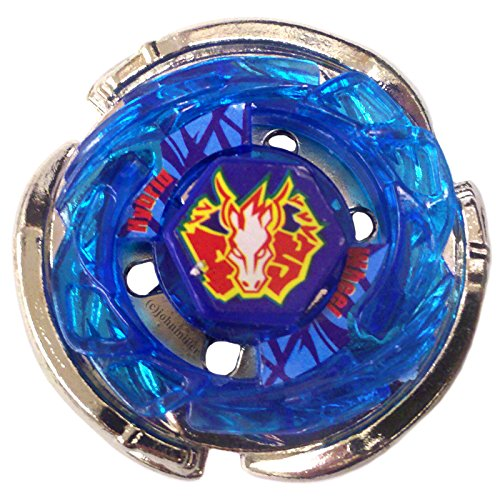 Generic Storm Pegasus (Pegasis) Metal 4D High Performance Generic Battling Top BB-28 - 1
