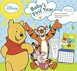 2012 Winnie the Pooh - Baby's First Year (Boy) Wall Calendar
