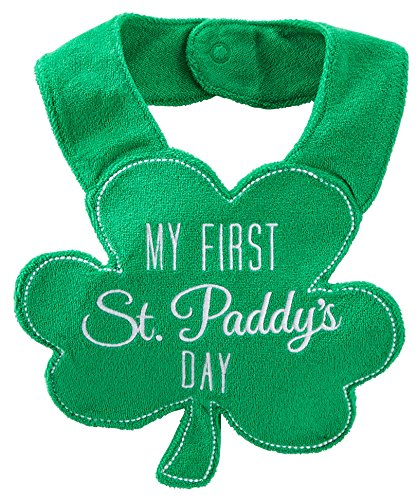 Carter's My 1st St. Patrick's Day Bib - Cotton - Green
