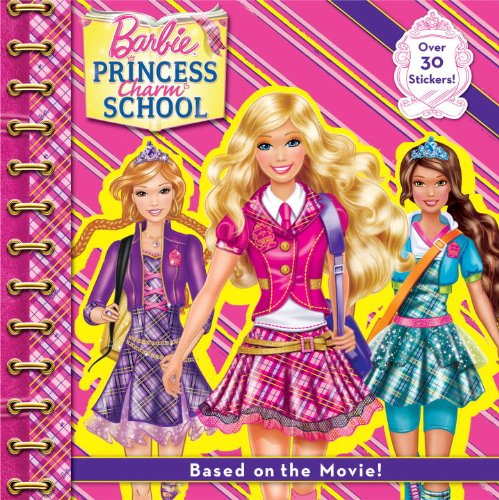 Barbie: Princess Charm School (Pictureback Books)