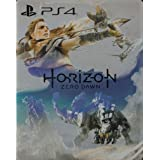 Horizon Zero Dawn PS4 Playstation 4 Collector's Edition Steelbook Case with Game Disc